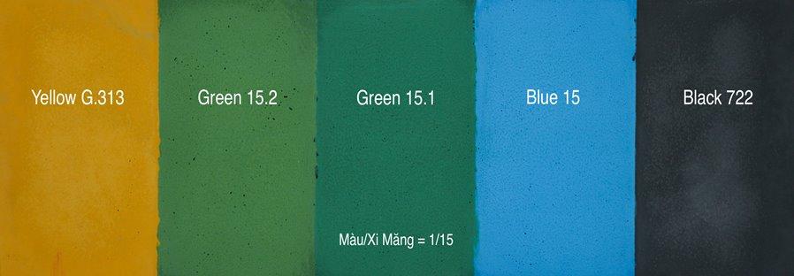 Diễn đàn rao vặt: Cách phân biệt bột màu công nghiệp và bột màu tự nhiên NodeAlias